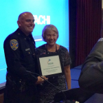 SFPD receives AASCEND's Education Award for Autism Training Video