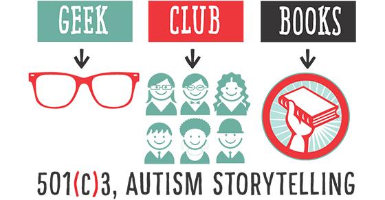 Geek Club Books logo